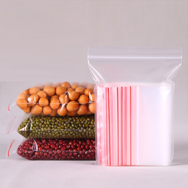 China Latest Transparent Poly Bag, Clear OPP CPP PE Ziplock Bag