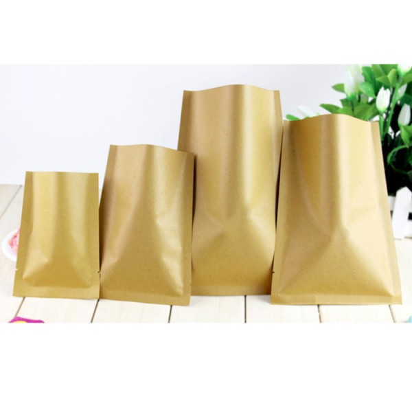Alibaba China Best Selling 3 Side Seal Rice Mylar Bag< China Wholesale Heat Sealing Vacuum Foil Food Bag